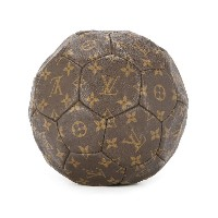 Louis Vuitton Footbal France World Cup Limited ハンドバッグ - ブラウン