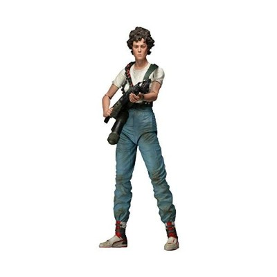 "エイリアン アクション フィギュア 人形 ネカ NECA Aliens 7"" Scale Action Figure Series 5 Ripley (Aliens version) Action..."
