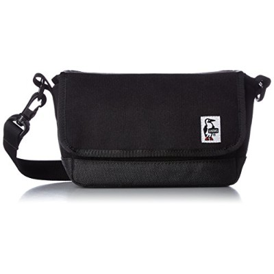 [チャムス]ショルダーバッグ Small Camera Shoulder Black/Charcoal