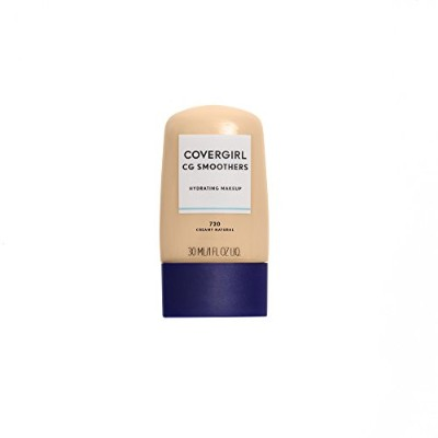 CoverGirl Smoothers Liquid Make Up, Creamy Natural 720, 1-Ounce by CoverGirl