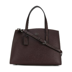 Coach Charlie Carryall 28 バッグ - レッド