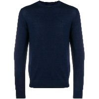 Ps By Paul Smith crew neck sweater - ブルー