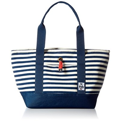 [チャムス]トートバッグ Tote Bag Sweat Nylon M NavyNatural/BasicNavy