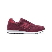 New Balance 373 low-top sneakers - レッド