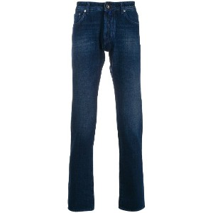 Jacob Cohen slim fit jeans - ブルー
