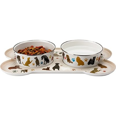 Sit-N-Stay 56-00051 Classic Dog Set, Large