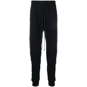 Lost & Found Rooms slim fit track pants - ブラック