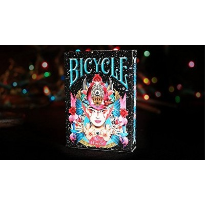 BICYCLE Mad World Playing Cards by Collectable Playing Cards