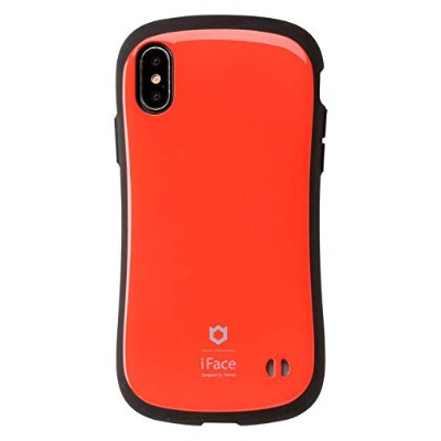 iFace First Class Standard iPhone XS/X ケース [レッド]
