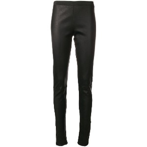 Federica Tosi skinny trousers - ブラック