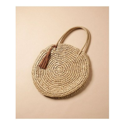 [Rakuten BRAND AVENUE]Medium Paper Circle Bag SMIRNASLI ナノユニバース バッグ