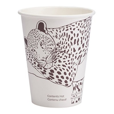 Compostable Hot Cups Direct from Asia's #1 Supplier of Compostable Products and Resins - 12oz. 50...