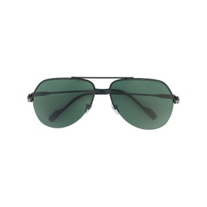 Tom Ford Eyewear Wilder sunglasses - ブラック