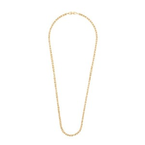 Givenchy Vintage long chain necklace - メタリック