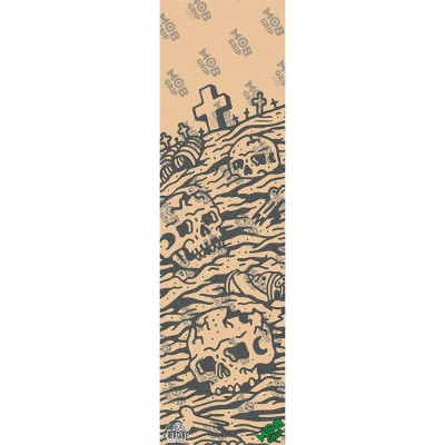 【MOB GRIP モブグリップ】9in x 33in CREATURE SKETCHY GRAVEYARD CLEAR SHEETグリップテープ デッキテープ クリア クリーチャー...
