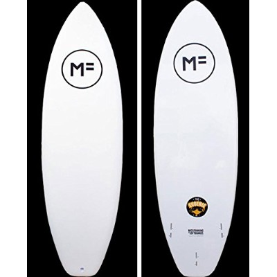 """MICK FANNING (ミックファニング) ソフトボード THE EUGENIE WHITE 5'10"""" F17-MF-EUW-510 SOFTBOARD ソフトボード サーフボード サーフィン"""