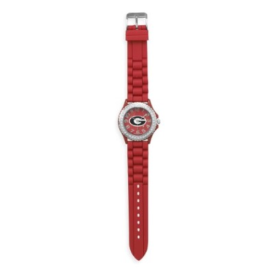 Collegiate Licensed University of Georgia Ladies ' Fashion Watch