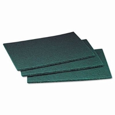 Scotch-Brite PROFESSIONAL Commercial Scouring Pad, 6 x 9 - Includes three packs of 20 each. by...