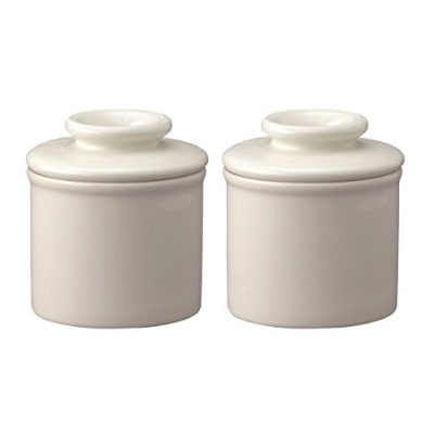 Mrs. Anderson's Set of 2 Baking Better Butter Keepers by HIC Harold Import Co.