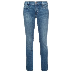 Mih Jeans skinny fitted jeans - ブルー
