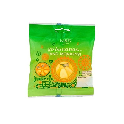 (Marks & Spencer (マークス&スペンサー)) 泡バナナと猿70グラム (x6) - Marks & Spencer Foam Bananas And Monkeys 70g ...