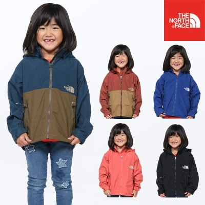 THE NORTH FACE ノースフェイス キッズ コンパクトジャケット COMPACT JACKET アウター マウンテンパーカー NPJ21810