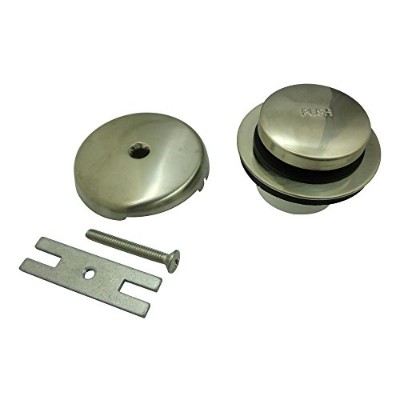 Kingston Brass DTT5302A8 Top Tap Drain Kit, Satin Nickel
