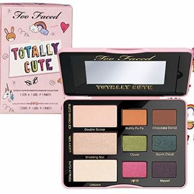 Too Faced, 限定版, Totally Cute Palette全くかわいいパレット [海外直送品] [並行輸入品]