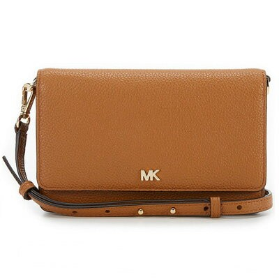 マイケルコース 財布/バッグ Michael Michael Kors 32T8GF5C1LPebbled Leather Convertible Crossbody (Acorn) レザー...