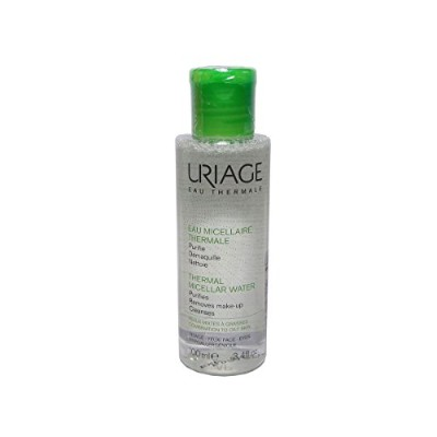 Uriage Thermal Micellar Water Combination To Oily Skin 100ml [並行輸入品]