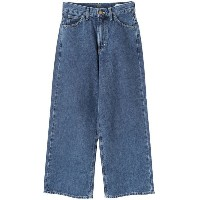 イーハイフンワールドギャラリー E hyphen world gallery Lee WIDE DENIM (Medium Indigo)