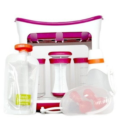 Infantino Squeeze Station Feeding Kit by Infantino
