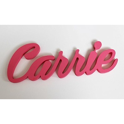 Baby Name Plaques, Custom Door Signs, Nursery Decors, Carrie, Personalized Gifts, Mia Workshop by...