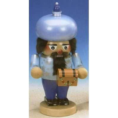 Steinbach Three Kings Caspar German Nutcracker
