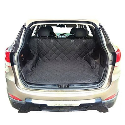 golovefun犬Cargo Liner for SUV /非スリップHeavy Duty Canine Cargo Cover for any動物 Medium: 52 inch * 82...
