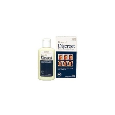 Restoria Discreet Cream and Lotion 250 Ml (pack of 2)
