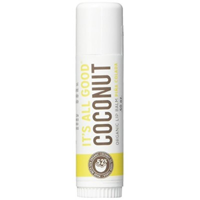It's All Good Coconut Lip Balm, Pina Colada by It's All Good