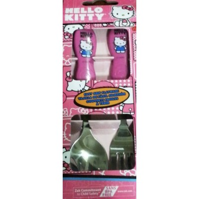 Hello Kitty Easy-Grip Flatware by Zak Designs