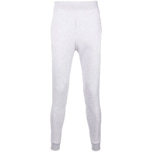 Le Coq Sportif slim-fit track trousers - グレー