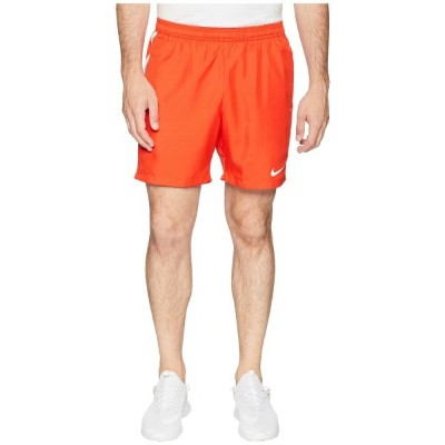 ナイキ Nike メンズ テニス ボトムス・パンツ【Court Dry 7' Tennis Short】Habanero Red/White/White