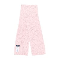 Ralph Lauren Kids TEEN cable knit scarf - ピンク