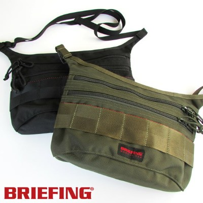 BRIEFING ブリーフィング FIN フィン ショルダーバッグ【RED RABEL】*送料無料*《即日発送》【YDKG-ms】【smtb-MS】【あす楽対応】