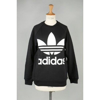 OVERSIZED SWEATSHIRT(DH3129) adidas Originals -Women-(アディダス・オリジナルス)