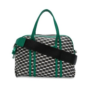Pierre Hardy Rally tote bag - ブラック