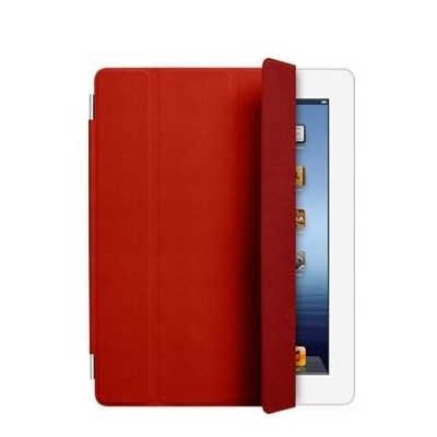 APPLE iPad Smart Cover - 革製 - (PRODUCT) RED MD304FE/A