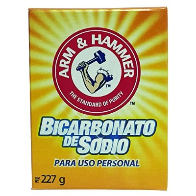 Arm & Hammer Baking Soda, 8 Ounce (Pack of 24) by Arm & Hammer