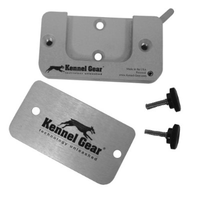 Kennel-Gear Bar Mount System with Extended Lever by Kennel-Gear