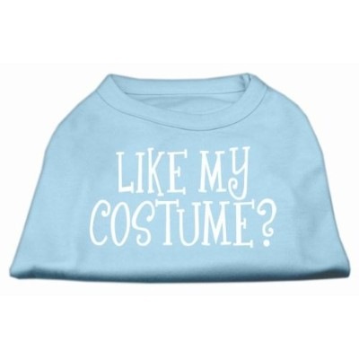 Mirage Pet Products 51-94 XLBBL Like my costume Screen Print Shirt Baby Blue XL - 16