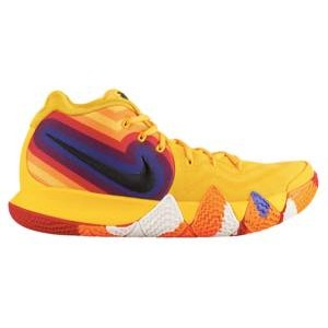 "ナイキ メンズ Nike Kyrie 4 ""Uncle Drew Movie"" バッシュ Amarillo/Black カイリー4"