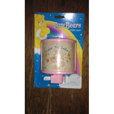 Care Bears love-me-lots Night Light